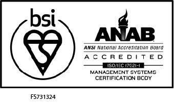 ANAB accreditation2020